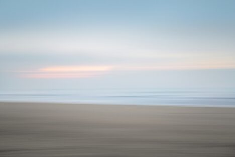 Holland pastel beach