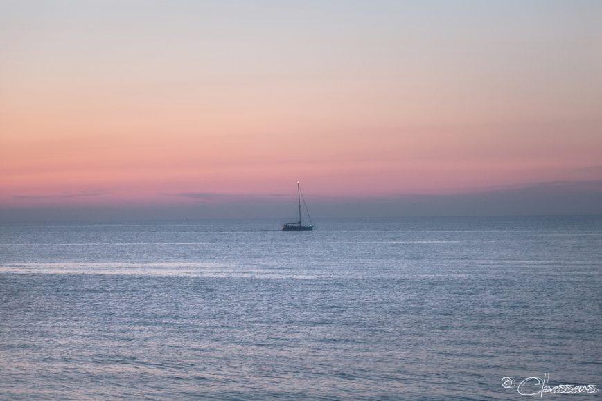 Zeilboot, sailing boat