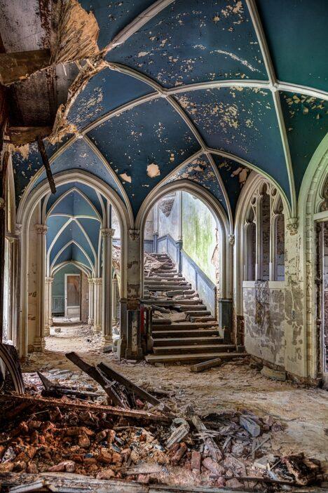 kasteel chateau de miranda