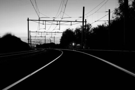 treinspoor railway