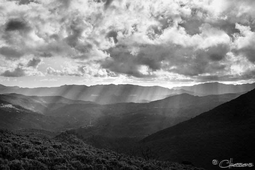 mountains, bregen, clouds, wolken