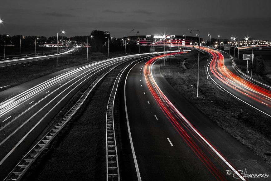 Alkmaar A9 highway