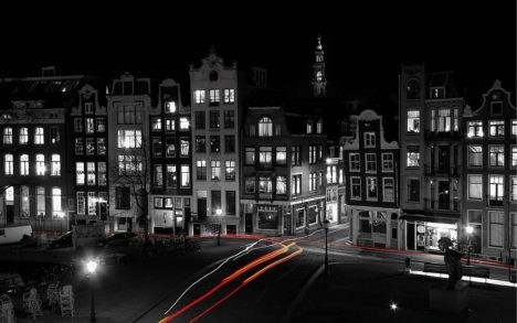 Amsterdam city - singel