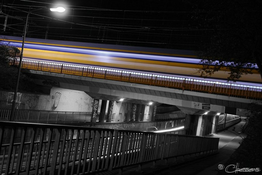 Train Alkmaar