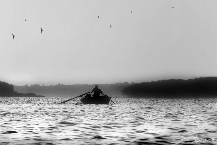 Boat Lake Croatia