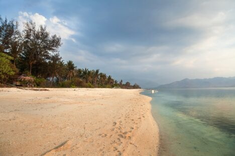 Beach Gili Indonesia