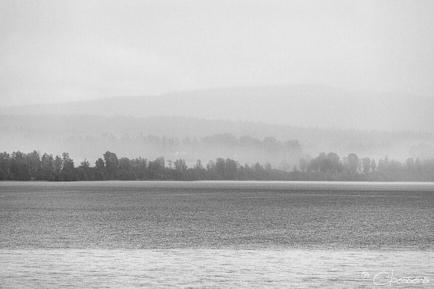 Lake Siljan, Sweden