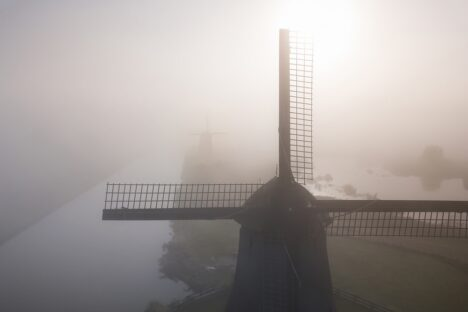 Alkmaar-Holland-Molen-0380