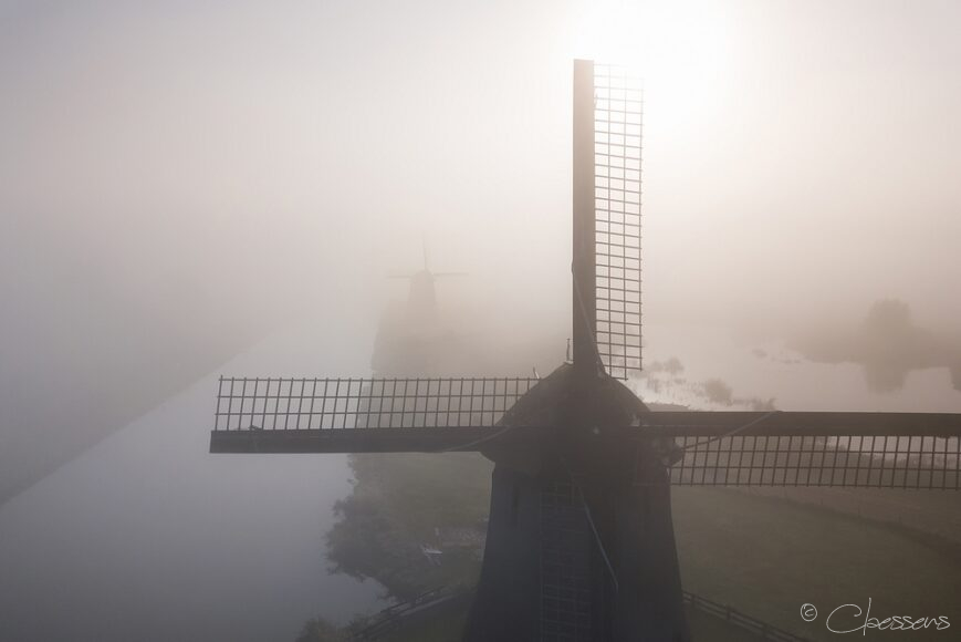 Alkmaar-Holland-Molen-0380