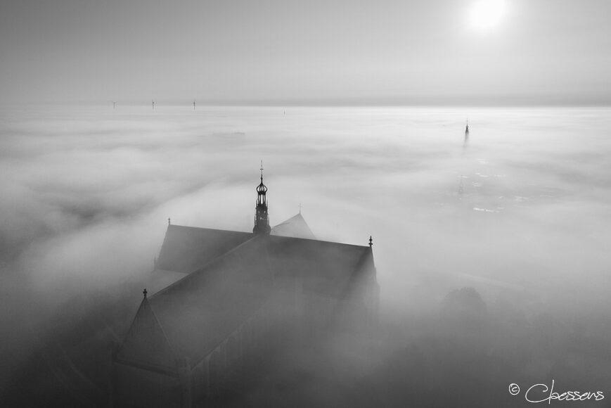 Alkmaar-Mist-Kerktoren-0362
