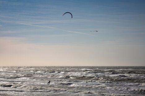Noordzee Surfing