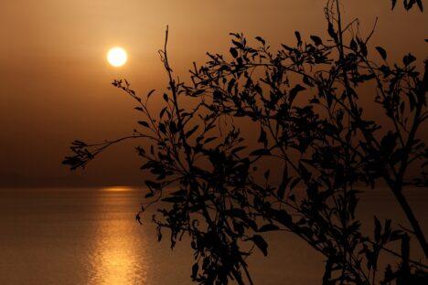 zonsondergang sunset